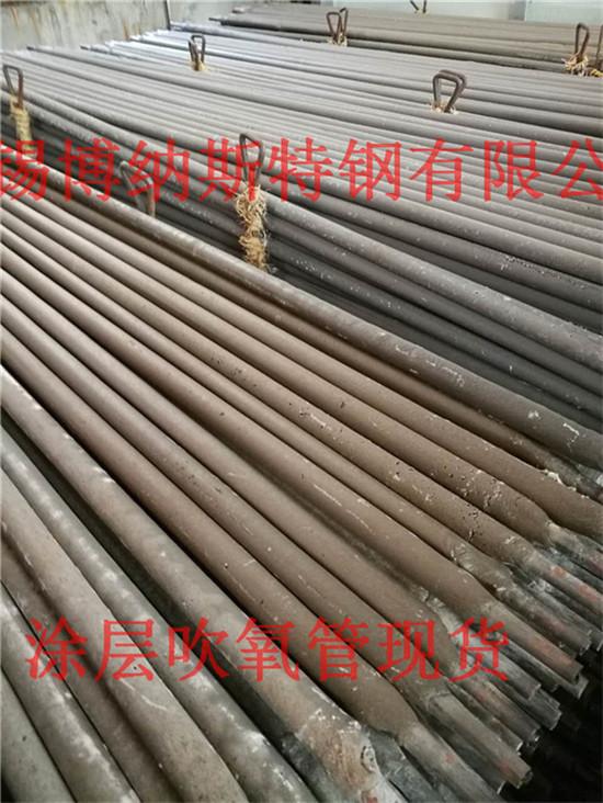 桂阳可按客户要求定制吹氧管 铸造辉煌 无锡博纳斯特钢供应