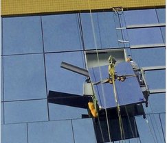 江蘇通用玻璃外墻維護銷售廠家 誠信為本 無錫鵬德幕墻裝飾供應