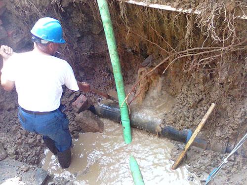 上海商场地下管道漏水检测费用,地下管道漏水检测