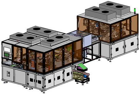 无锡中小型智能BLU组装线 创新服务「无锡沃格自动化科技供应」