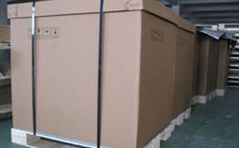 杭州廠家防水紙箱 歡迎咨詢 無錫威馬行包裝制造供應