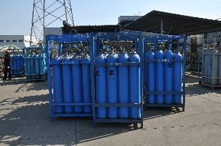 江苏罐装氧气瓶 客户至上「无锡市锡西气体供应」