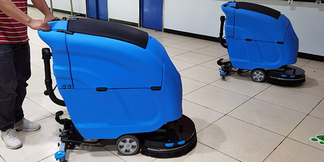 金华物业小区扫地机 无锡优尼斯清洁设备供应