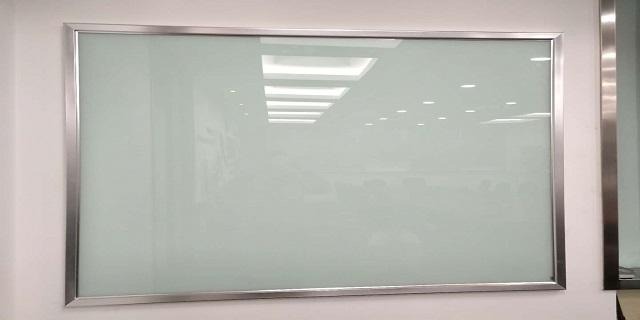 宿迁普通玻璃白板多少钱「优雅供」