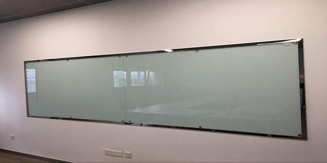 淮安哑光玻璃白板批发「优雅供」