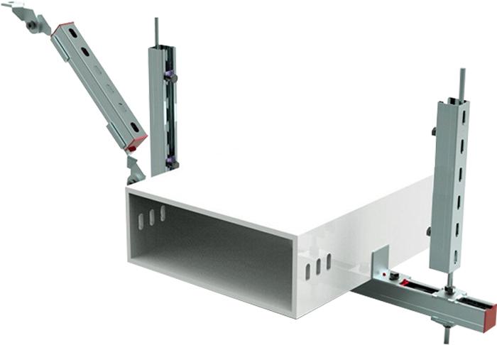福建抗震抗震支架品牌企业 贴心服务 温州协力工程支架供应