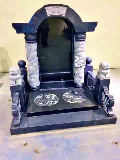 家族墓碑设计,墓碑