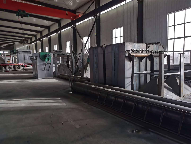 和田干式除尘设备 西北圣达环保科技供应