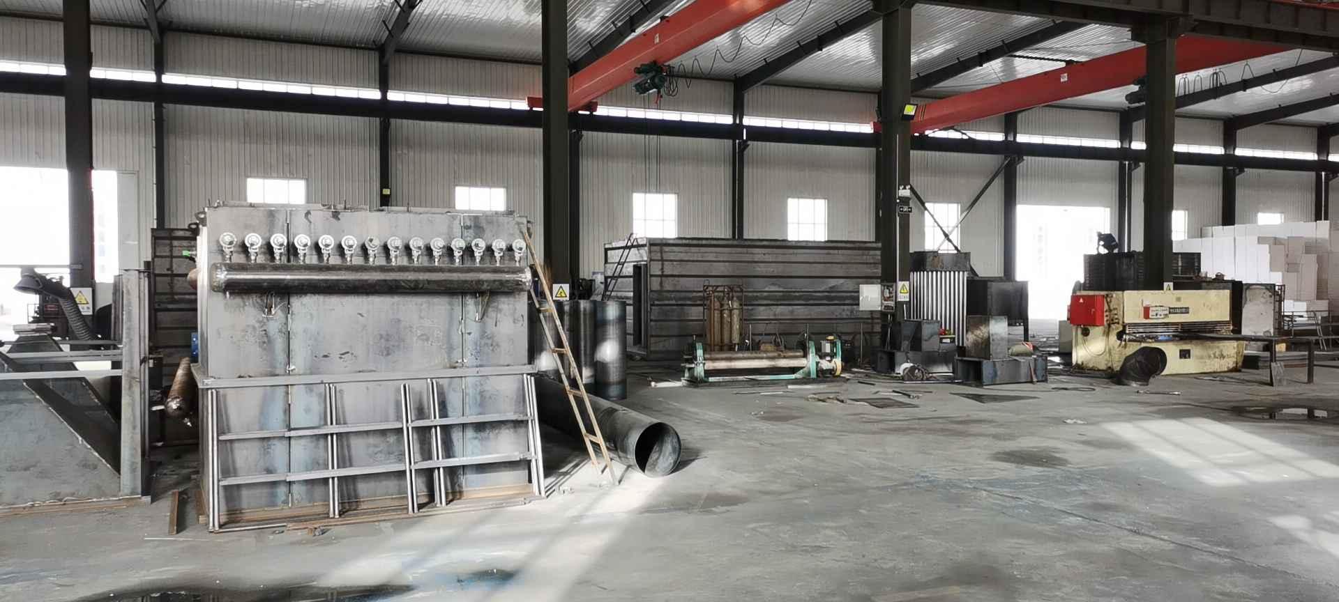 吐鲁番除尘器厂家 西北圣达环保科技供应