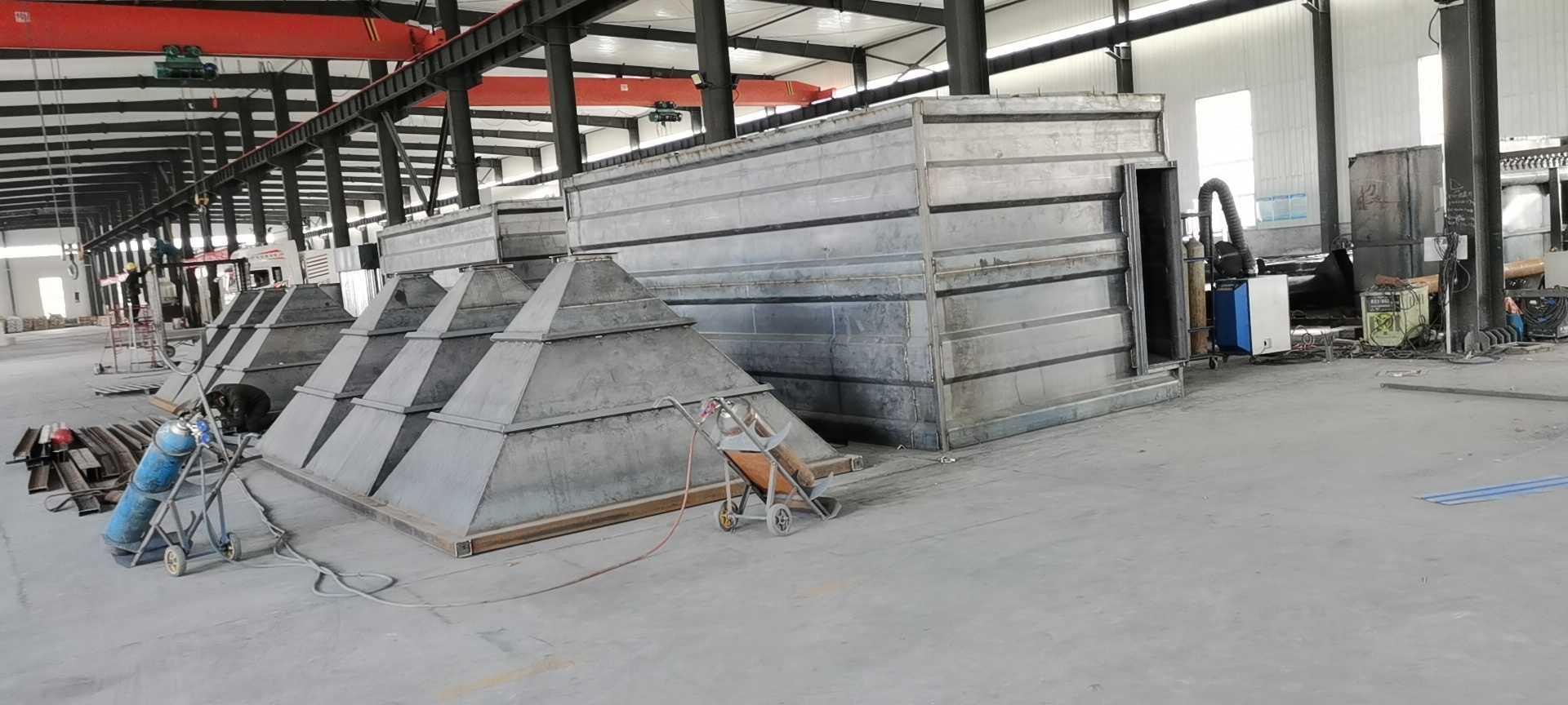 阿勒泰小型除尘配件哪家好 西北圣达环保科技供应