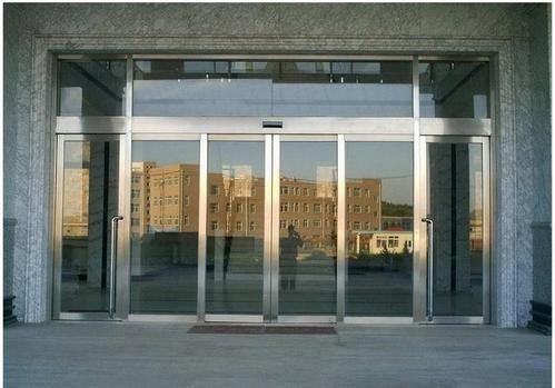 嘉興玻璃感應門廠家,玻璃感應門