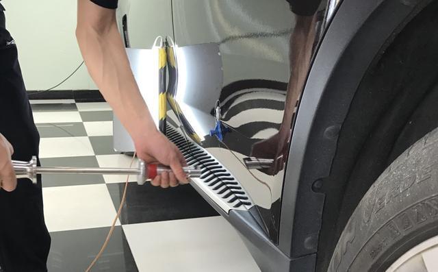 荔湾区免喷漆车门凹陷修复怎么样,车门凹陷修复