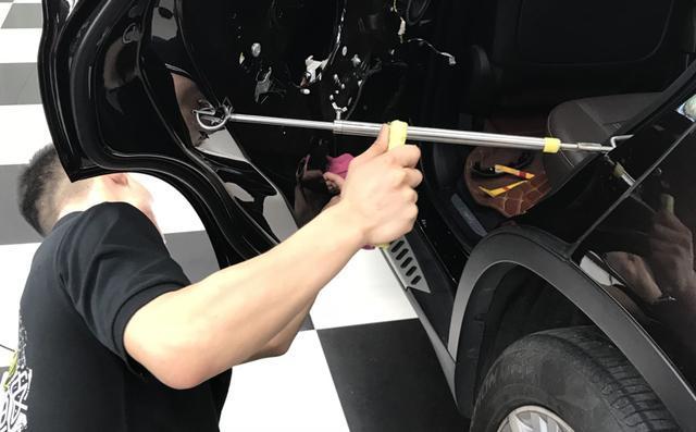 嘉定区车门凹陷修复价格,车门凹陷修复
