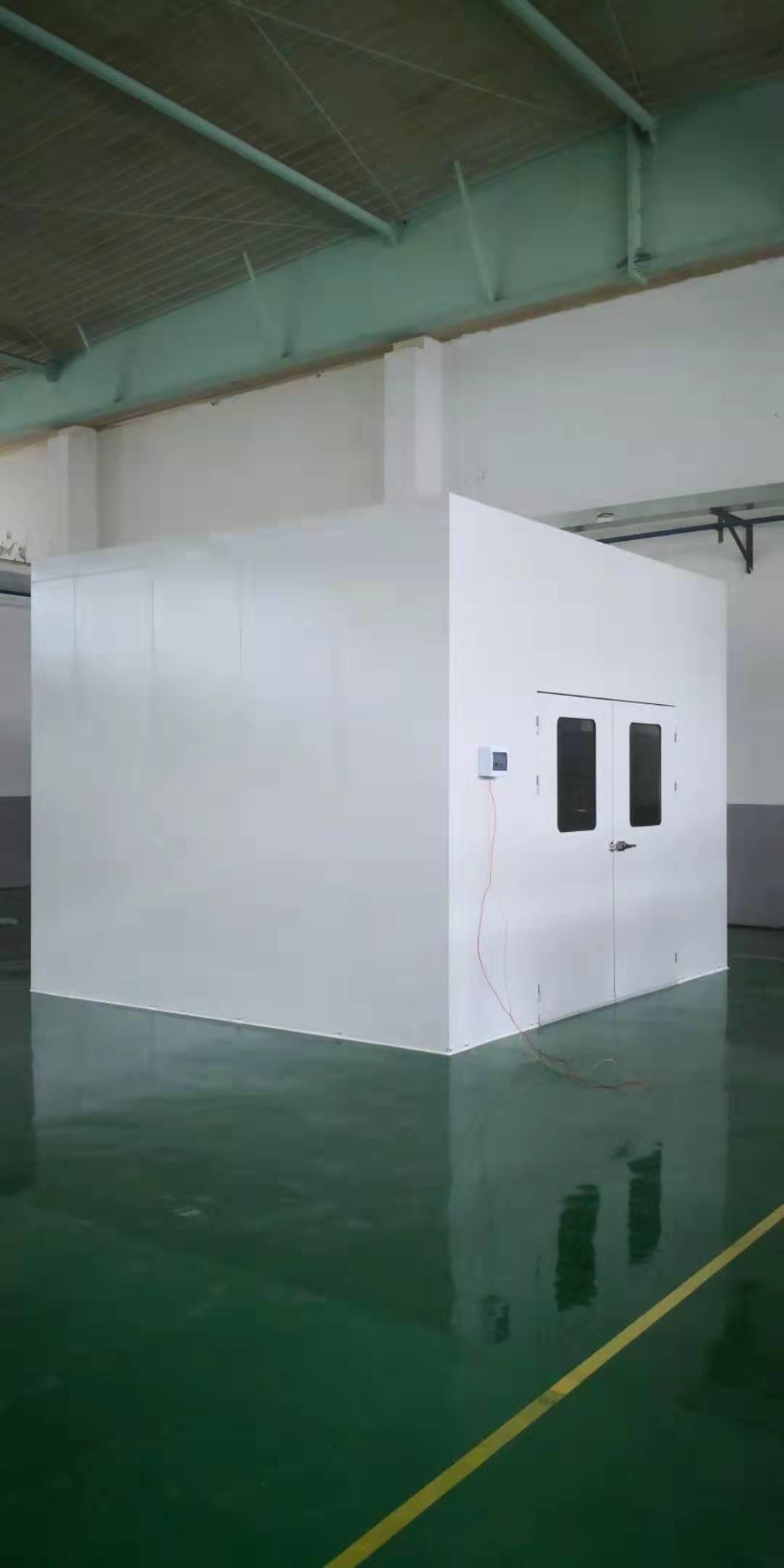徐州流水线隔音房设计,隔音房