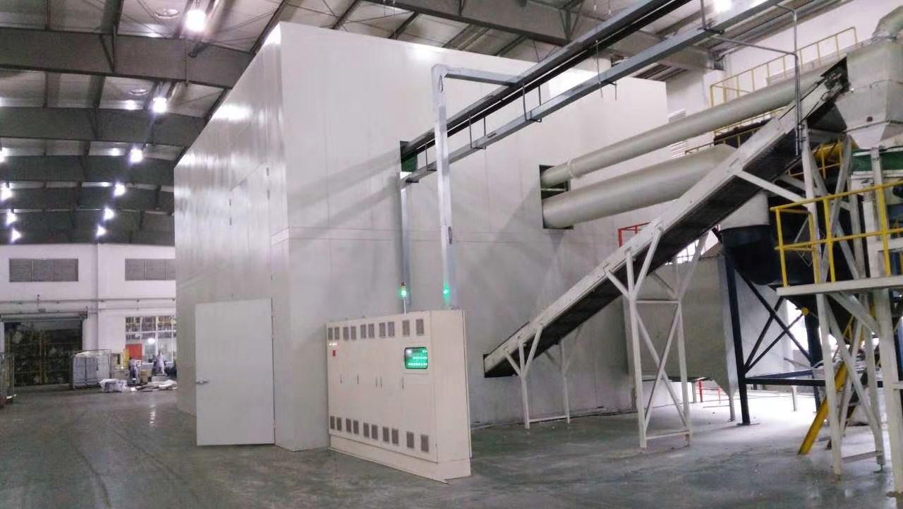 湖州鼓风机隔音房厂家 有口皆碑「无锡鑫凯瑞能源环保供应」