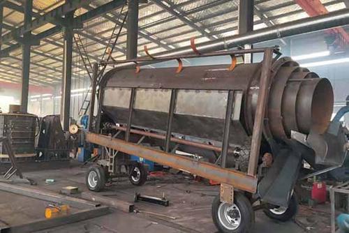 阿勒泰规格齐全滚筒筛推荐厂家 三元机械供应