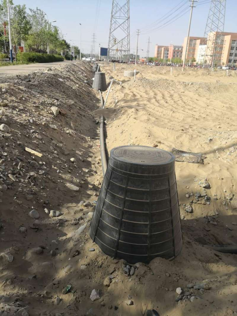 伊犁0.5立方化粪池公司 新疆长久通塑业供应