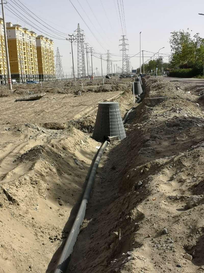 双翁化粪池改造 新疆长久通塑业供应