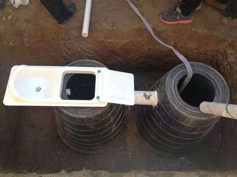博州2.0立方化糞池多少錢 新疆長久通塑業供應