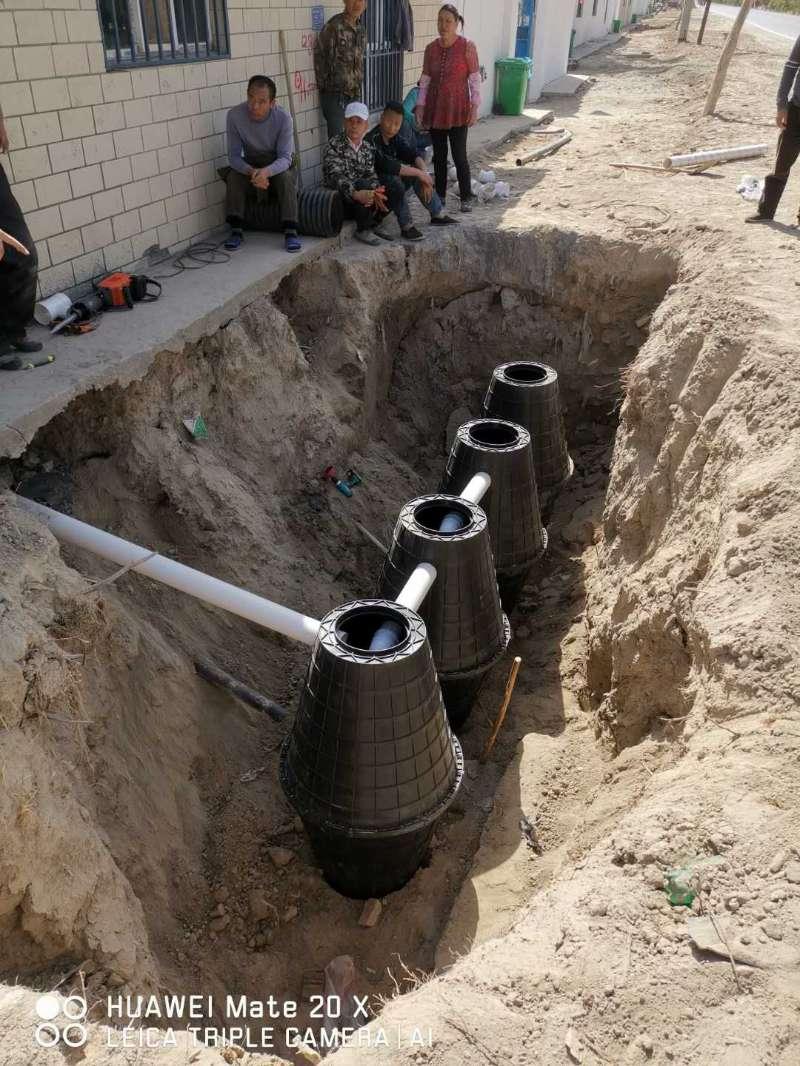 新疆化粪池报价 新疆长久通塑业供应