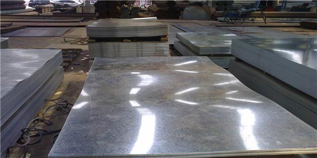 阿克苏热浸锌钢板哪家好 服务为先 新疆中资银通贸易供应