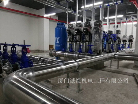 厦门小区消防水泵多少钱 欢迎来电 厦门诚煜机电工程供应