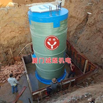 厦门一体化污水泵站厂家 欢迎来电 厦门诚煜机电工程供应