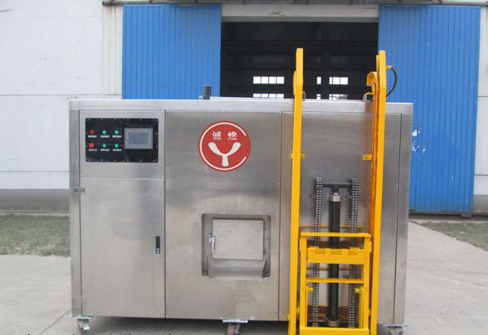 厦门商用餐厨垃圾处理机 欢迎来电 厦门诚煜机电工程供应