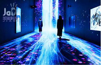 江西3D互动投影活动设计 厦门市加迪智能科技供应
