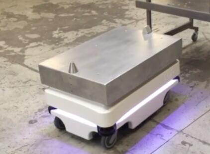 福州MiR工业机器人报价 欢迎咨询 厦门经锐精密设备供应