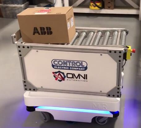 泉州MiR移動工業機器人 歡迎來電 廈門經銳精密設備供應