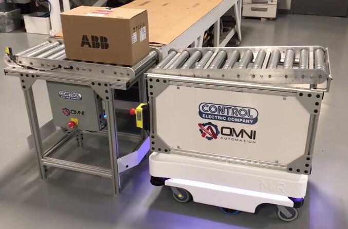漳州MiR移动工业机器人销售 欢迎来电 厦门经锐精密设备供应