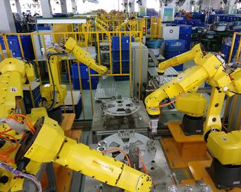 福建发那科工业机器人 欢迎咨询 厦门经锐精密设备供应