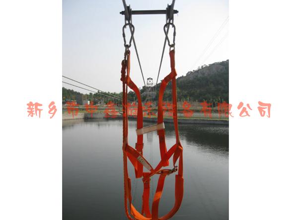 广州滑索安装「新乡市中鑫游乐设备供应」