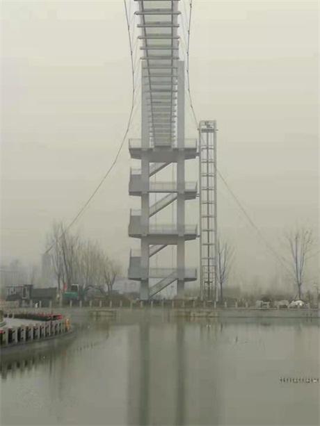 乌鲁木齐吊桥厂家直供「新乡市嘉旭机械供应」