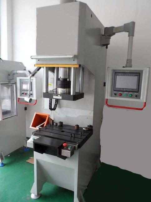 四川知名伺服液压机厂家,伺服液压机图片