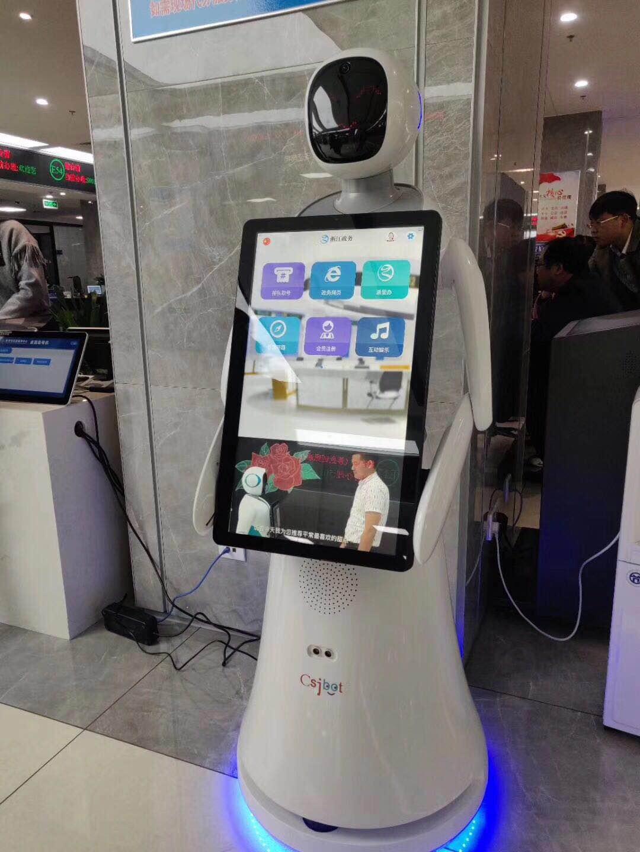 镇江专用公共服务机器人性价比出众