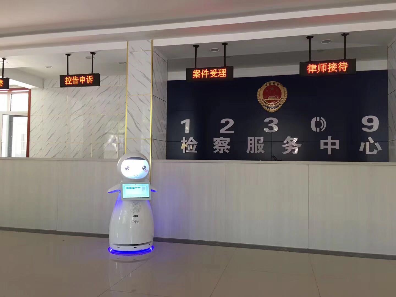 上海党建导览机器人推荐 诚信服务 昆山新正源机器人智能科技供应