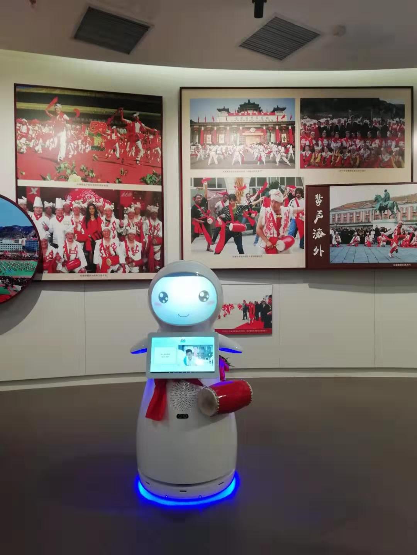江苏智能展厅讲解机器人销售厂家 创新服务 昆山新正源机器人智能科技供应