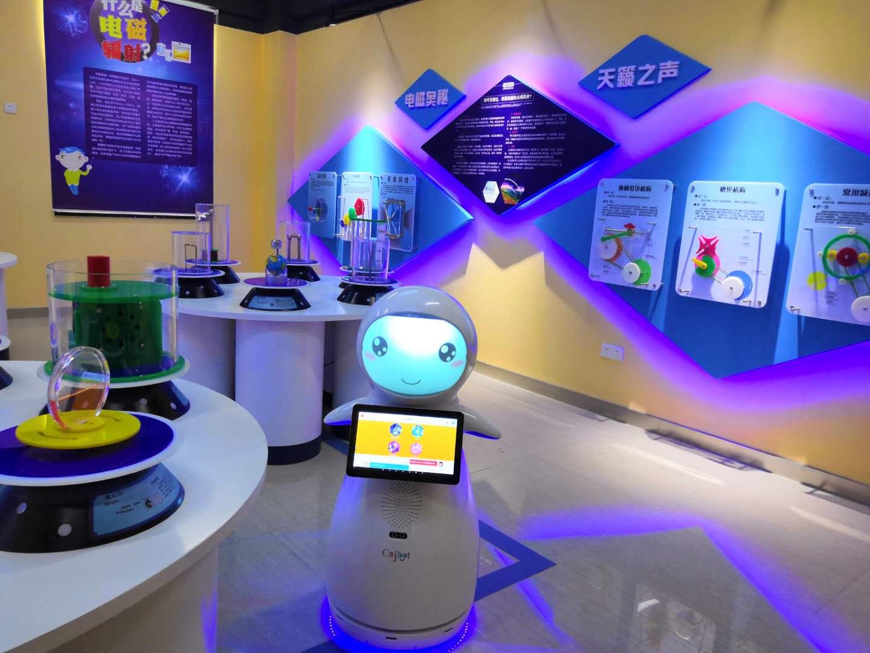 福建優質展廳講解機器人 值得信賴 昆山新正源機器人智能科技供應
