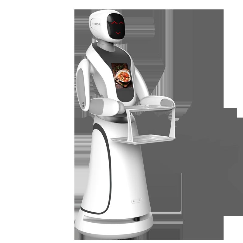 浙江知名送餐机器人上门服务 真诚推荐 昆山新正源机器人智能科技供应