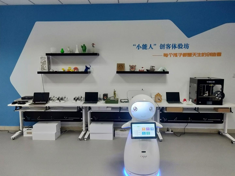 上海专业智能教育机器人 来电咨询 昆山新正源机器人智能科技供应