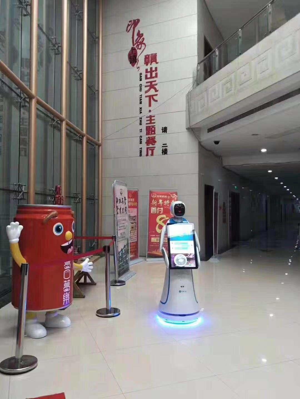 山东景区讲解机器人多少钱 创造辉煌 昆山新正源机器人智能科技供应
