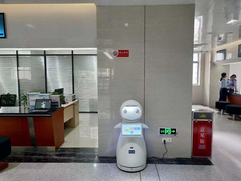 哈尔滨行政服务机器人销售厂家,行政服务机器人