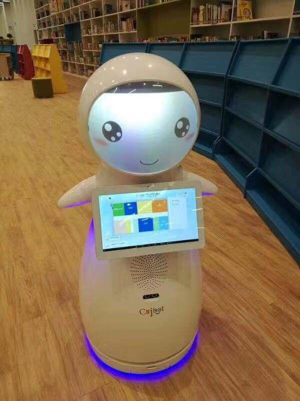 淄博智能机器人欢迎来电 真诚推荐 昆山新正源机器人智能科技供应