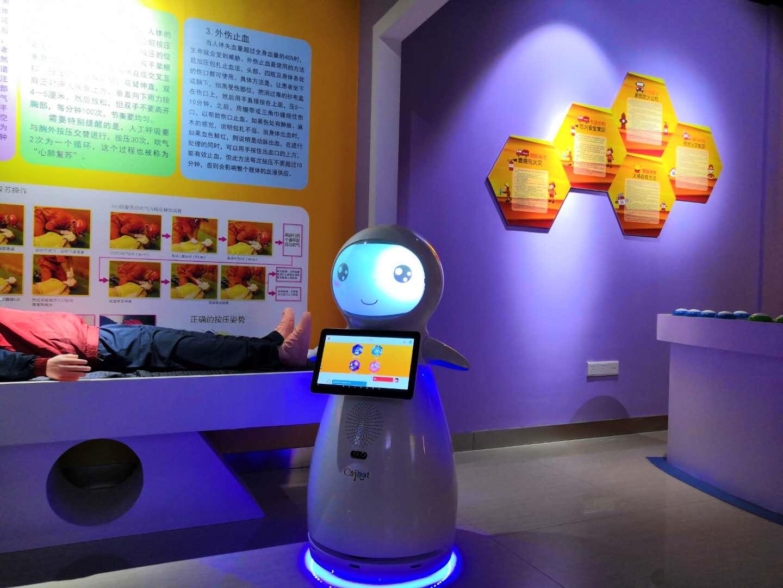 浙江智能机器人销售厂家
