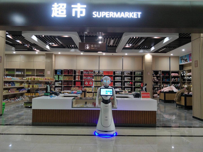 徐州红外测温机器人哪个品牌好 欢迎咨询 昆山新正源机器人智能科技供应