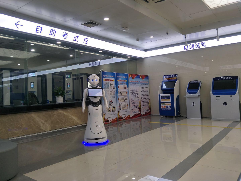 湖北测温人脸识别一体机服务至上 欢迎咨询 昆山新正源机器人智能科技供应