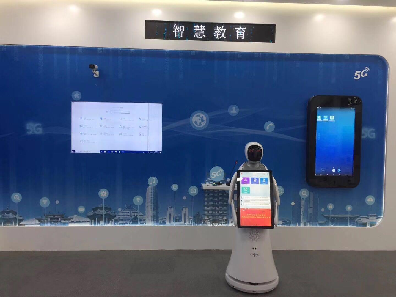 福建专用公共服务机器人哪家好 欢迎咨询 昆山新正源机器人智能科技供应