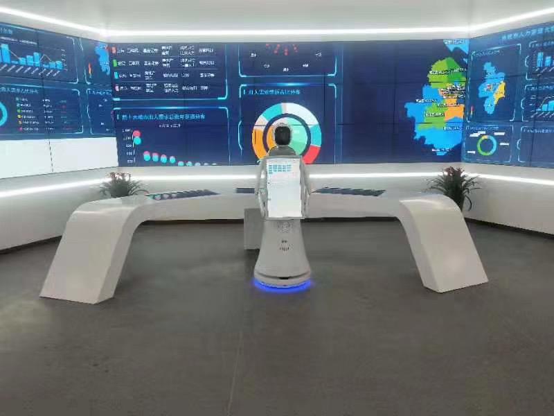 潍坊展厅讲解机器人销售电话,展厅讲解机器人